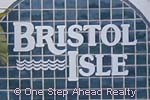 sign for Bristol Isle