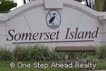 sign for Somerset Island