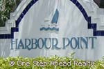 sign for Harbour Point