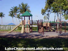 there is plenty to keep children occupied at the Lake Charleston recreation center